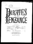 Pirates of Penzance quadrille