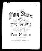 Flitting shadows, 3rd etude caprice