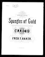 Spangles of gold march