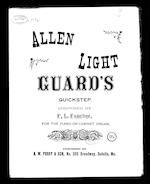 Allen light guards' quickstep