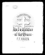 Am I a soldier of the cross; Transcription