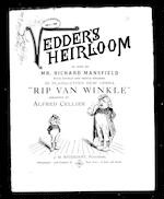 Vedder's heirloom [from] Rip Van Winkle