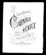 Concert variations on The Carnival of Venice