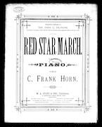 """ Red star"" march"