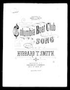 Columbia boat club song
