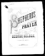 Shepherd's prayer; Reverie