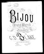 The  Bijou grand march