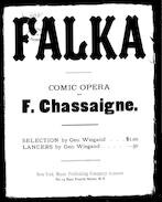 "Selection from ""Falka"""