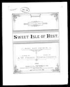 Sweet isle of rest