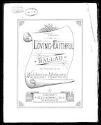 Loving and faithful; Ballad