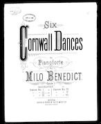 Dance, no. 2 [from] Six Cornwall dances