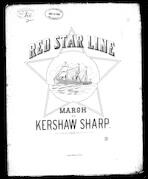 Red Star Line; March