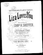 Liza loves you