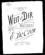 Weit von dir - Far from thee; Waltzes