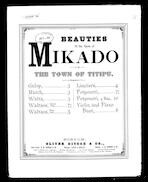 Mikado, The; Galop