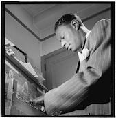 [Portrait of Nat King Cole, New York, N.Y., ca. June 1947]