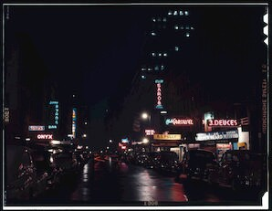 [52nd Street, New York, N.Y., ca. July 1948]
