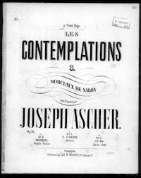 The  contemplations: why, op. 54, no. 2