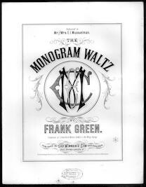 The  monogram waltz