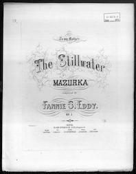 The  stillwater mazurka, op. 1