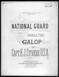 National guard galop