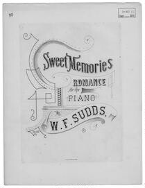 Sweet memories romance, op. 132