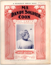 Ma dandy soldier coon