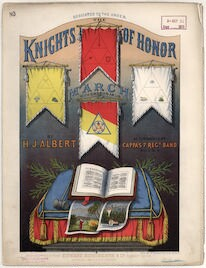 Knights of honor march
