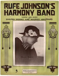 Rufe Johnson's harmony band