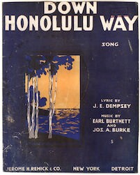 Down Honolulu way