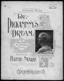 De  pickaninny's dream