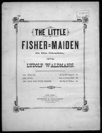 The  little fisher maiden