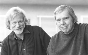 [ Gerry Mulligan and Bob Brookmeyer]