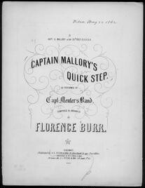 Capt. Mallory's quick step