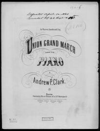 The  Union grand march