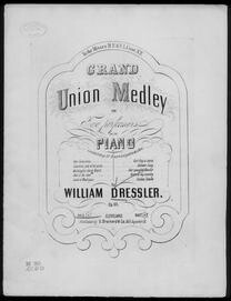 Grand Union medley, containing 15 patriotic melodies