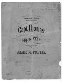 Capt. Thomas' quick step