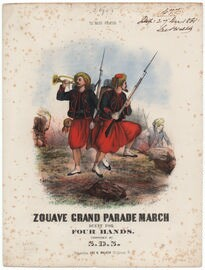 Zouave grand parade march