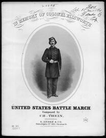 United States battle march