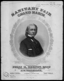 Sanitary fair grand march