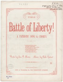 The  Battle of liberty