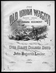 The  Old Union wagon