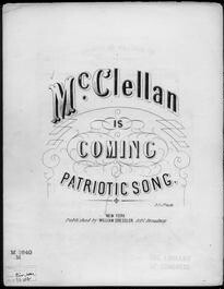 McClellan is coming