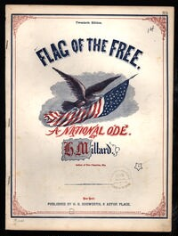 The  Flag of the free