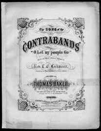 The  Song of the contrabands
