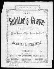 The  Soldier's grave