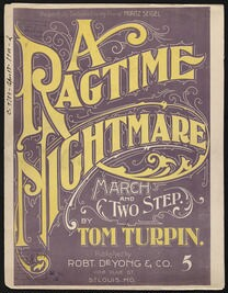 The  Ragtime Nightmare