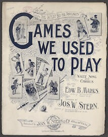 Games we used to play