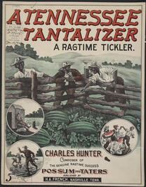 A  Tennessee Tantalizer- a ragtime tickler