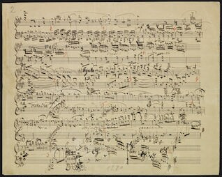 [Cadenzas for the first and last movements of the D minor piano concerto by Mozart Köchel 466]